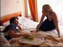 Petite Russian Mature And Younger (amateur mom mother milf granny blonde olderwoman teen 18 MadMaxxx )