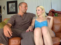 Faye Runaway Gets Fucked and gives Hot Blowjob