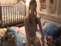 Amateurs In Costumes Have Sex On Camera For A TV Program