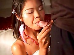 Petite Thai Shiho 19 Loves Cock in Her Mouth