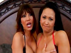 Asian Mature Amateur Milf 3some Anal Fuck