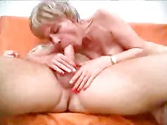 Grandma Likes It 3 WayScene 3 Mature Mother
