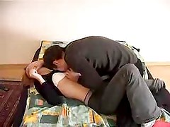 Guy forced sister fucks in different poses