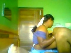 Local Indian couple Rahman Rukmani sex video