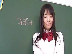 Nakadashi School Girl part1