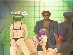 Cartoon Futanari Fucked To Squirting Orgasm