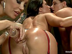 India Summer and Kirsten price