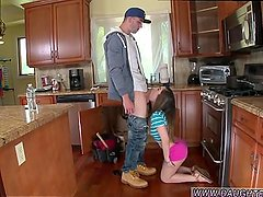 British milf car blowjob The Plumber gets