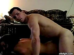 Horny Couple Go For A Hardcore Mid Day Fuck
