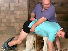 Dimitri Is Spank-For-Pay