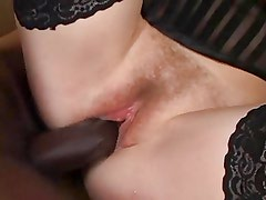 Cum On Hairy Pussy. Group Sex.