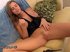 Alexis Adams - Naughty booking interview with