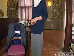 Arab anal hd Hungry Woman Gets Food and Fuck