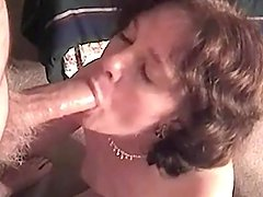 Mature woman fucks with man on viagra