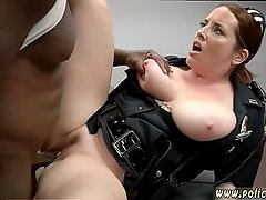 Amateur brunette babe fucked first time