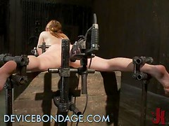 Insatiable Blonde Is Just Bananas About BDSM Games
