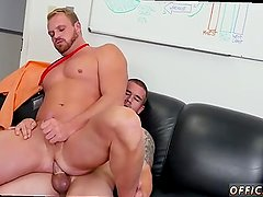 Gay neighbor sucks straight cock first time