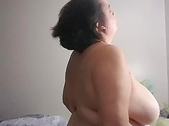 Heather Dunn - Stripping for her daddy again