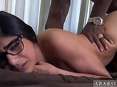Oriental arabic french Mia Khalifa Tries A