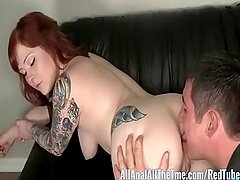 Alt Model Misti Dawn Takes Anal Pounding!