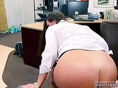 Big natural boobs milf blowjob and young