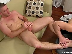 Scott and Cole feet fetish time