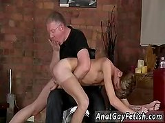 Hairless gay twinks bondage xxx male woods