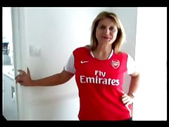Sexy Arsenal Fan