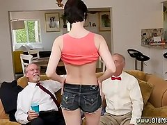 Old porn movie hot rough daddy girl first
