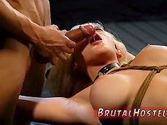 Brutal rough interracial fucking xxx