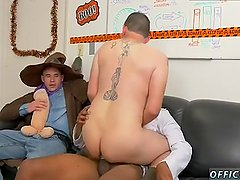 Gay male sex train Jacking more than a