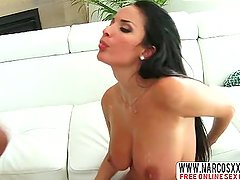 Reserved Step Mother Anissa Kate In Threesome
