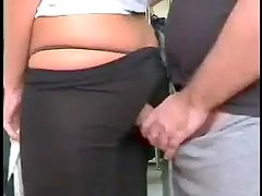 Colette Choisez dick groped front his husband