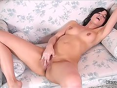 Tracey Rose Fingering Her Hot Pussy