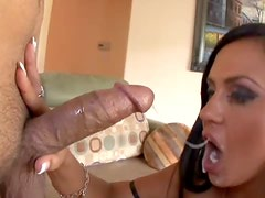 Mariah gets her mouth full of sperm