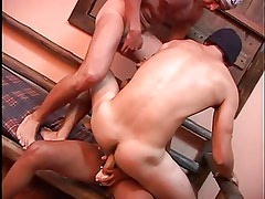 MMF Bisexual Latino Threesomes