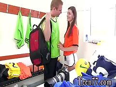 Teen touched in public Dutch football