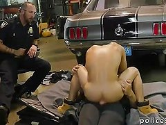 Gay satin sex Get nailed by the police