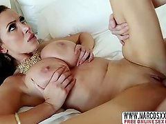 Boastful Mama Nikki Benz Enjoys Hard-Core Dick