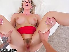 Catch your Stepmom Cheating!? Punish her in the Ass!