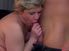 Kinky Housewife Doing Her Toyboy