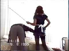 Caning and milking