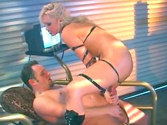Hot wax and group sex makes orgy sexy