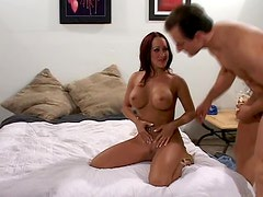Hardcore Sex With The Gorgeous Redhead Jamie Sweet