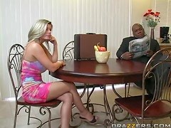 Hot Sex with The Busty Neighborhood MILF Kristal Summers