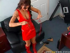 Mya Nichole Auditions For A Job And Ends Up Having Anal Sex