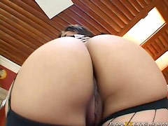 Bobbi Starr Gets Anally Smashed While Wearing Hot Lingerie