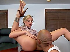 Fat black cock into my teacher