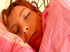 Hot young chick violated in sleep.