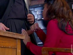 Kirsten Price Fucked Hard By Her Boss In The Office